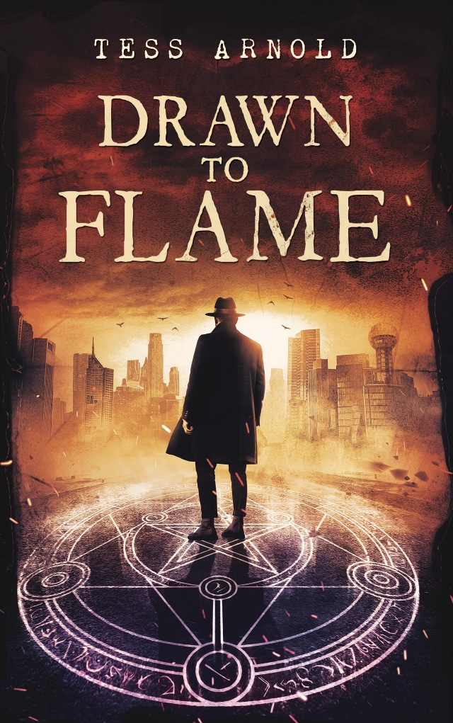 Drawn to Flame - eBook